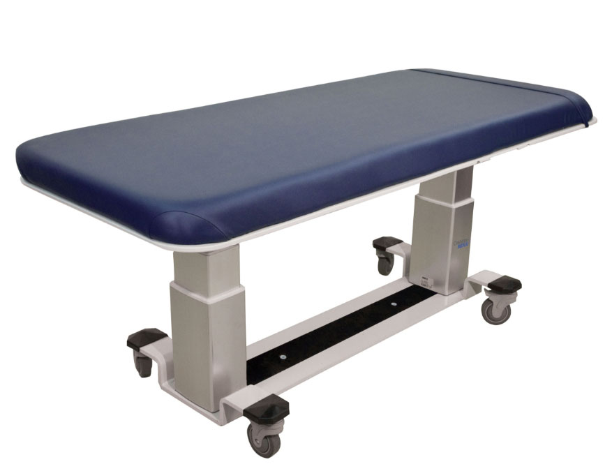 Therapy And Exam Table Reupholstery